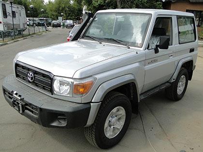 Toyota Hzj 71